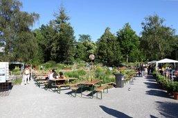 Expos et découvertes au Jardin botanique