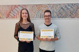 Les lauréats du concours Jeunes talents de la Ville de Bulle sont...