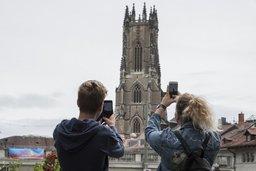 Le tourisme urbain va tirer la langue
