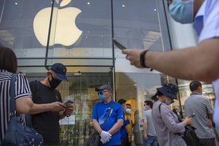 Publicité sur internet: les éditeurs européens s'inquiètent d'Apple