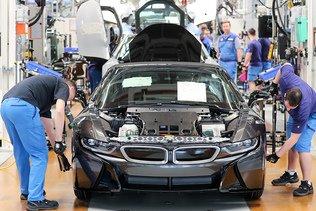 Allemagne: marché automobile en chute de plus d'un tiers
