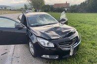 Cyclomotoriste héliporté après une collision à Écuvillens