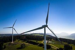 Feu presque vert pour les éoliennes