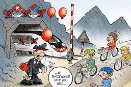 Mobilité: les axes ferroviaires alpins sont enfin terminés!