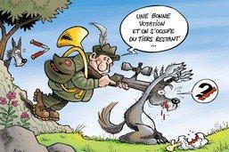 Les deux tiers de la faune sauvage ont disparu en 50 ans