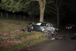 Automobiliste blessé à Courtedoux (JU)