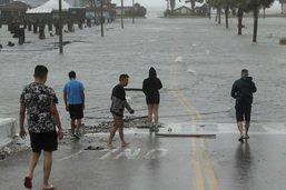 L'ouragan Hanna a atteint le Texas