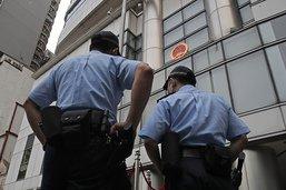 Quatre étudiants hongkongais en vertu de la loi sur la sécurité