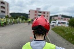 La police cantonale a sensibilisé 800 élèves au vélo