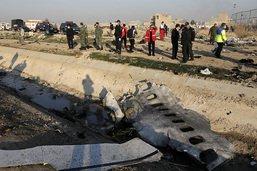 Boeing abattu en Iran: des questions-clés toujours sans réponse