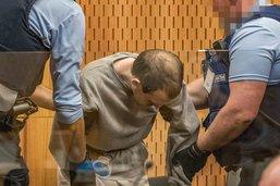 Le tueur des mosquées de Christchurch condamné à la prison à vie