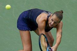 Encore raté pour Karolina Pliskova