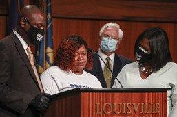 Afro-Américaine tuée par la police: dédommagement de 12 millions
