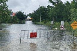 L'ouragan Sally balaie le Sud-Est des Etats-Unis