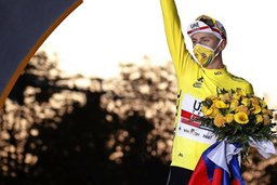 Du jamais-vu depuis Eddy Merckx