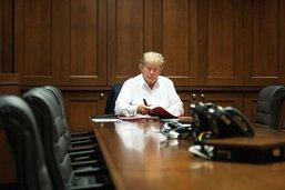Donald Trump pourrait sortir de l'hôpital dès lundi
