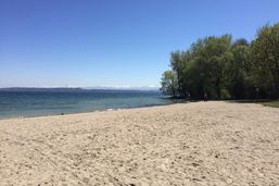 Plages fermées dans le canton de Neuchâtel