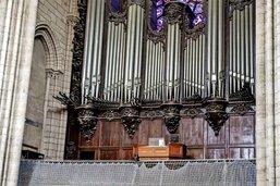 L'orgue renaît de ses cendres