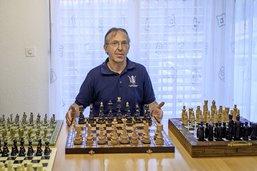 «Le jeu d'échecs représente la vie!»