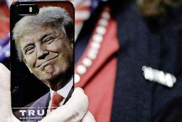 Trump a gagné l'élection sur la Toile