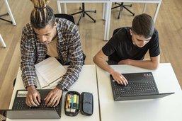 Les élèves du cycle d'orientation seront équipés en ordinateurs