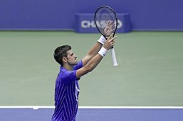 Le fol été de Novak Djokovic