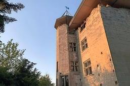 Le château d'Illens inauguré en 2021