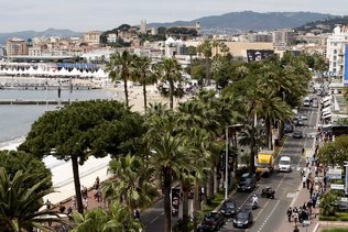 Des dizaines de blessés légers dans un mouvement de foule à Cannes