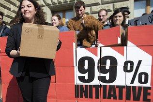 Le National se penche sur l'initiative 99%