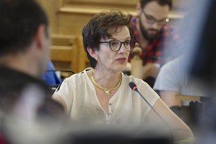 Antoinette de Weck va quitter l'exécutif