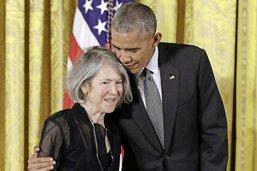 Louise Glück Prix Nobel de littérature