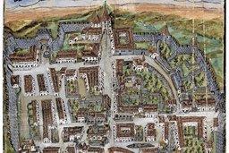 Une cité née au Mésolithique