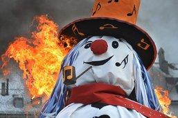 Châtel et Bulle privés de carnaval