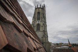 Un tableau de la cathédrale Saint-Nicolas vandalisé au couteau