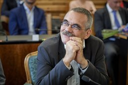 Jean-François Steiert élu président du Conseil d'Etat fribourgeois