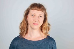 Floriane Gasser aux affaires universitaires