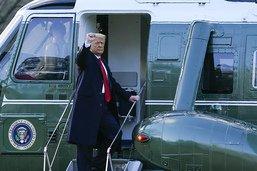 Arrivé à la Maison Blanche, Joe Biden marque la rupture avec Trump