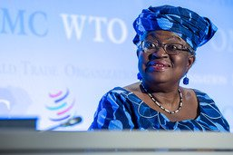 La voie libre pour la première femme africaine à la tête de l'OMC