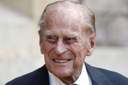 Le prince Philip, époux de la reine Elizabeth, hospitalisé