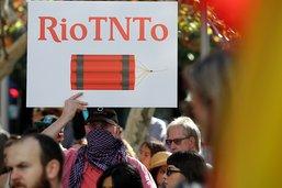 Site aborigène: démission du président de Rio Tinto