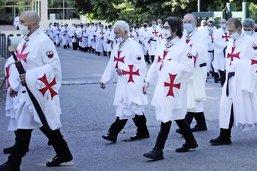 Nouveaux Templiers en guerre sainte