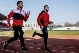 Deux sprinteurs, deux réalités