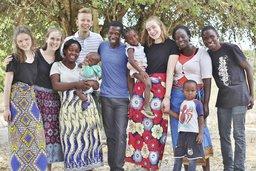 Au chevet d'un village mozambicain