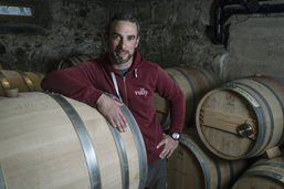 Etienne Javet, artisan de la vigne