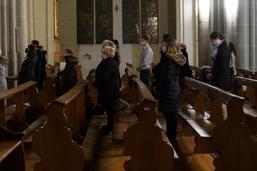 Ambiance particulière lors des messes de minuit