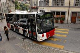 Des bus électriques pour la Basse-Ville