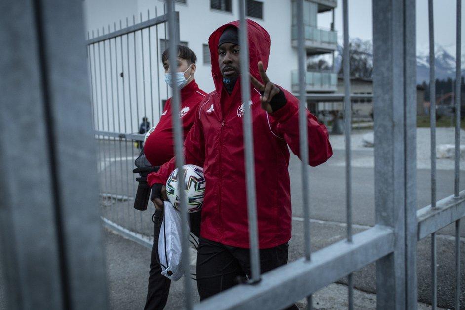 FC Bulle: un entraînement puis, retour en arrière