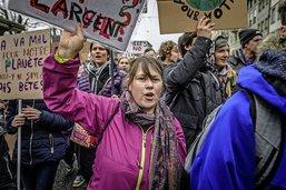 Grève du climat: l'appui des Eglises questionne