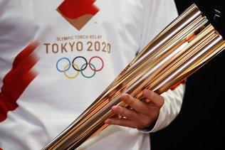 Le départ de la flamme olympique sans doute sans spectateurs