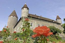 La culture investit le château de Bulle